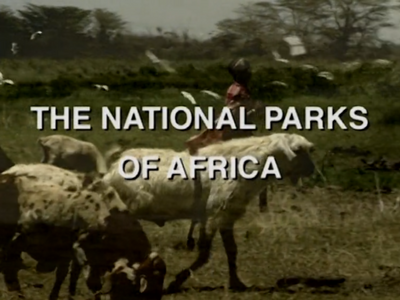 The National Parks of Africa