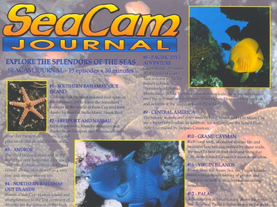 Sea Cam Journals