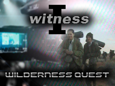 I Witness: Troubled Teens: Wilderness Quest