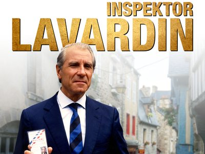 Inspector Lavardin, Die komplette Serie