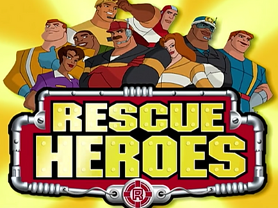 Rescue Heroes (deutsch)