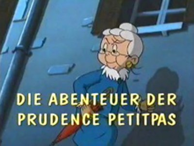 Die Abenteuer der Prudence Petitpas