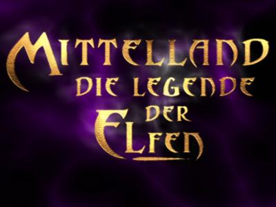 Mitelland - Die Legende der Elfen