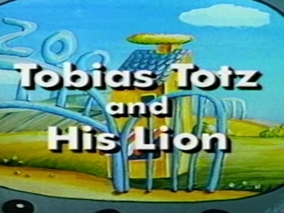 Tobias Totz and his Lion