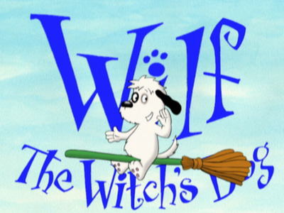 Wilf the Witch's Dog - eng