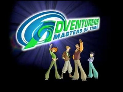 Adventurers - Masters of Time