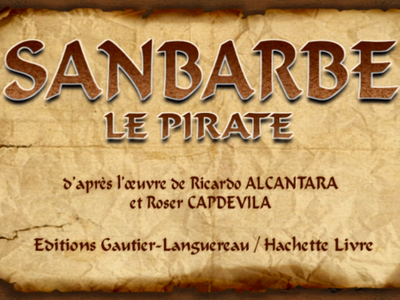 Sanbarbe le Pirate