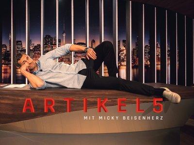 Artikel 5 - Mit Micky Beisenherz